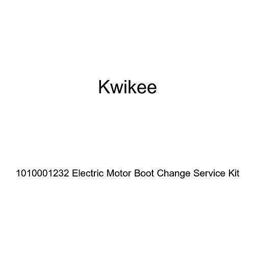 Kwikee 1010001232 Electric Motor Boot Change Service Kit