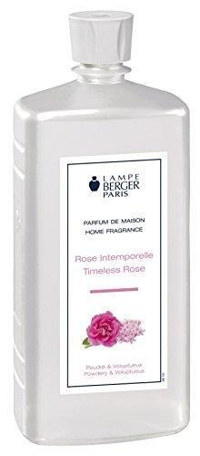 LAMPE BERGER Timeless Rose 1 Litre Air Purifier Fragrance Oil - 2016