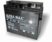Lawnmower Battery Ultramax 12V 20Ah - (Replaces F19-12B)
