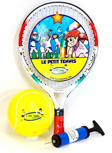 "Le Petit Tennis ""Baby"" Racquet 15"" + Inflatable Ball (For Ages 1-2) NEW by Le Petit Tennis"