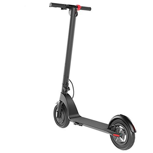 LEZI Children/adult Scooter Fast Rotating Folding, Speed Display, Push- Type Acceleration/deceleration Anti- Skid Handle Design Dc Charging Interface Electric Car With Taillights