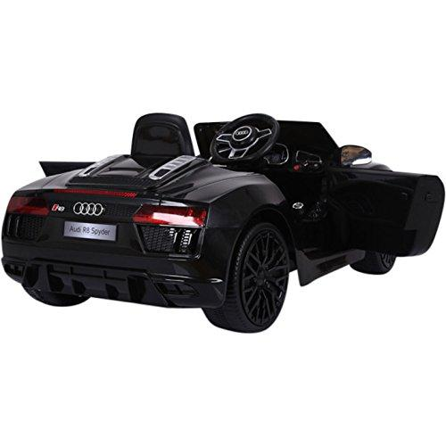 Licensed Audi R Spyder V Childrens Battery Operated Electric - Audi electric toy car