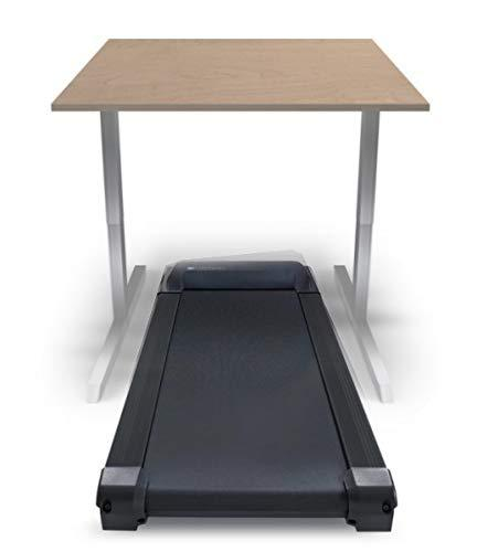 LifeSpan TR1200-DT3 Desk Treadmill for Standing Desk with LED Display and Smart Tracking - No Assembly Required