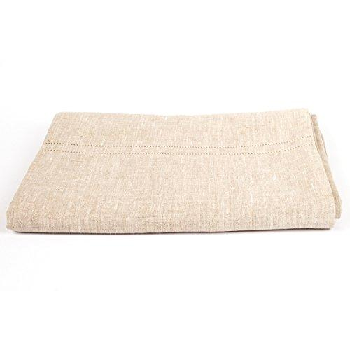 "LinenMe Duvet Cover, Natural, 104"" x 86"""