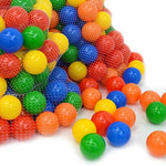 LittleTom Ø 7cm ball pit Balls 5000 Extra Durable for baby ball pool Multicolored