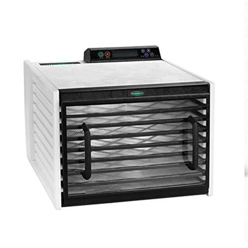 LIXHGJ Food Dehydrator, Household Electric Dehumidifier 9 Layer Tray Constant Temperature Drying 560W Electric Dryer