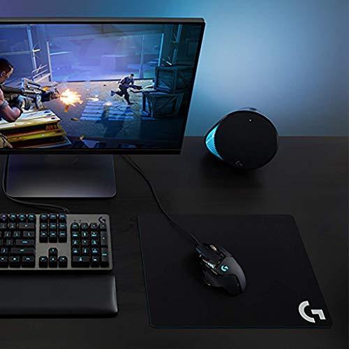 Logitech G502 HERO Gaming Mouse with HERO Sensor (RGB Mice, 16'000 DPI, 11  Programmable Buttons, Laptop PC Computer Mouse, 5 Adjustable Weights,