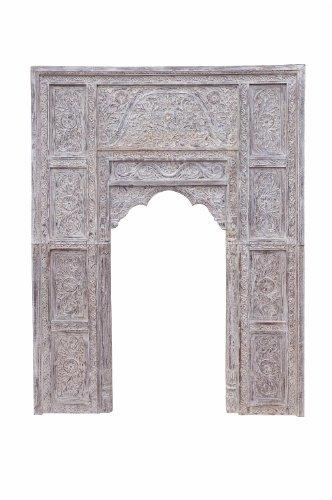 Luxury-Park India Gate door frame decal sheet for installation carved wood