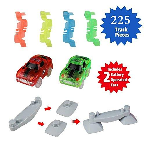 Electric Slot Track Set 8