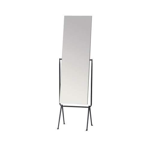 Magis Officina Black floor mirror
