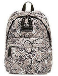 Marc by Marc Jacobs Quilted Nylon Backpack (Grey Paisley)