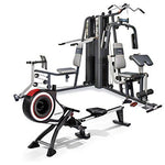 Marcy GS99 Dual Stack Home Multi Gym with Onyx Rowing Machine
