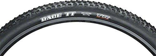 Maxxis Race Bicycle Tyres, Unisex, 1134-TB96822100, Black, 29x2.00 50-622