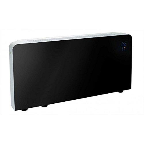 MeacoWall 103B Ultra Quiet Wall Mounted Dehumidifier (Black)