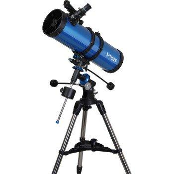 Meade Instruments Polaris 130EQ MD Reflector Telescope with Motor Drive