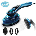 MECO Clothes Steamer 1500W Handheld Garment Steamer iron 2in1 Horizontal/Vertical Dry&Steamer Ironing, Wrinkle Remover with Digital Display, Fast Heating, Adjustable Temperature for Home and Travel