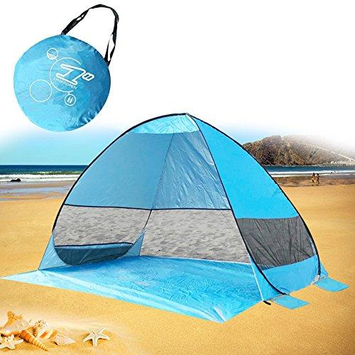 MG MULGORE Pop Up Beach Tent Sun Shelter Outdoor Lightweight Collapsible Anti UV Portable family Cabana  sc 1 st  High Quality Store & MG MULGORE Pop Up Beach Tent Sun Shelter Outdoor Lightweight ...
