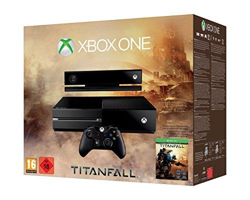 Microsoft Xbox One console + Titanfall