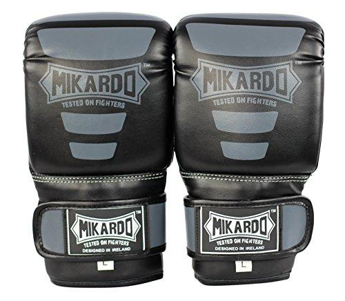 Mikardo Irish Designed Boxing Kickboxing Muay Thai MMA Punching Bag Mitts Gloves