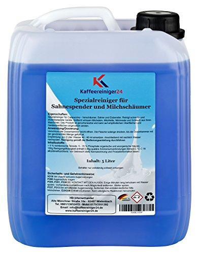 Milk Foam Cleaner 5 Litre Suitable for All Milk Frother