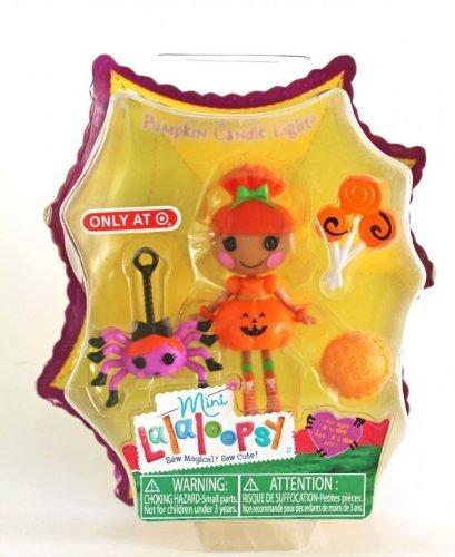 Mini Lalaloopsy Exclusive Pumpkin Candle Light by MGA Entertainment [Toy]