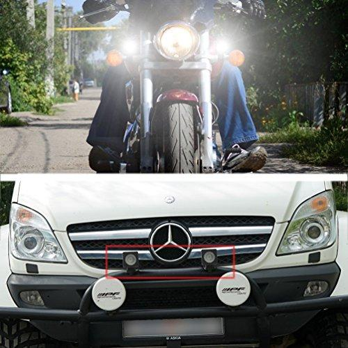 Mini led work light bar motorcycle led flood beam lights square 10w mini led work light bar motorcycle led flood beam lights square 10w 12v for motorbike off aloadofball Gallery
