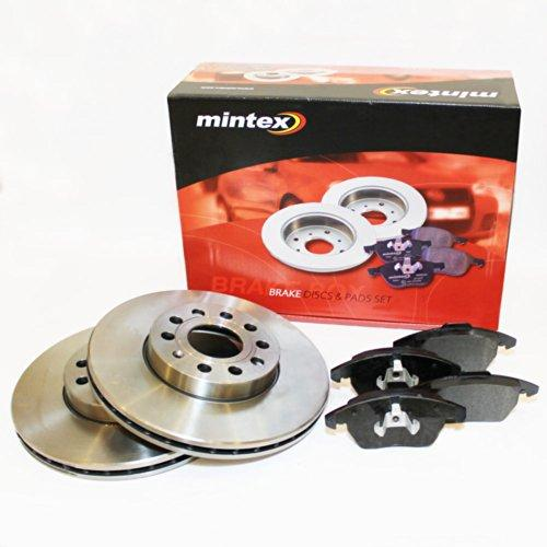 Mintex MDK0182 Brake Set, Disc Brakes