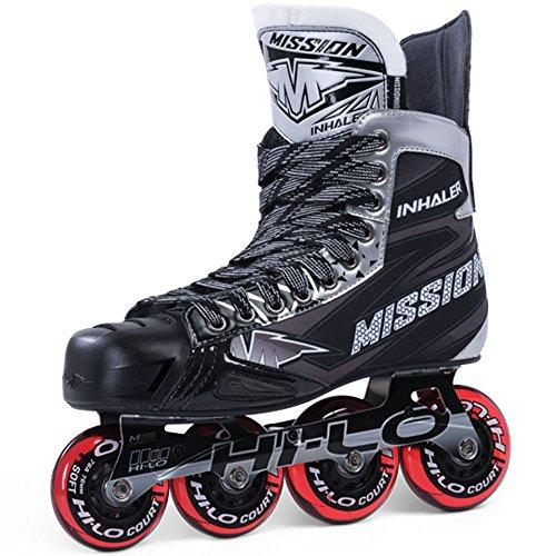 Mission INHALER NLS:05 Senior EE8 Inline Hockey Skates