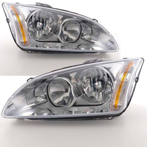 MK2 2005-5/2008 HEADLIGHTS HEADLAMPS 1 PAIR O/S & N/S