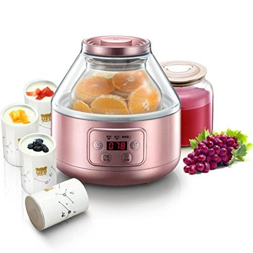 MNII Digital Yoghurt Maker Pure Yoghurt Maker | 2L Rated Capacity | Multifunctional enzyme 24 Hour Yoghurt Automatic temperature control