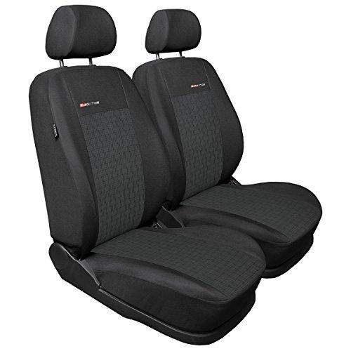 Mossa 2UNE-1 Universal Car Seat Covers Set - 5902538276481
