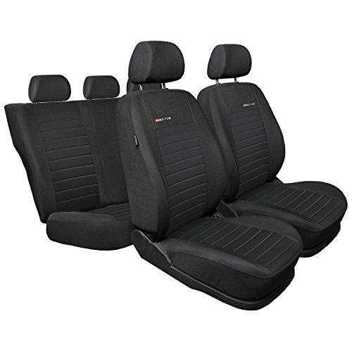 Mossa UNE-4 Universal Car Seat Covers Set - 5902538265027
