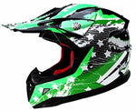Motocross Kids Children Helmet ECE - YEMA YM-211 Youth Quad Crash DH Full Face Off Road Downhill Dirt Bike MX ATV Motorbike Helmet for Boy Girls, Bluetooth Friendly (Not Included), Medium