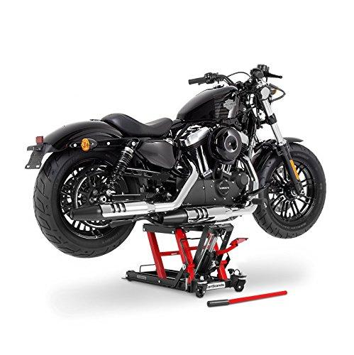 Motorcycle Lift Constands Mid Lift L Black Red For Triumph Victory