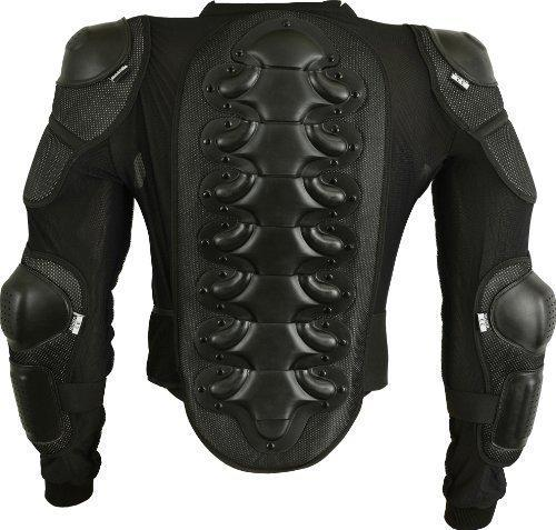 Motorcycle Mountain Cycling MX Body Armour Motocross spine Protector Jacket Size XL
