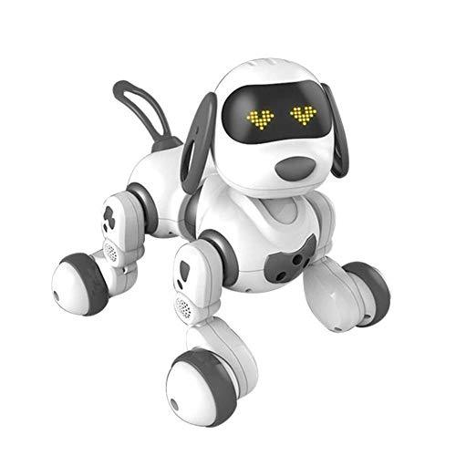 Motto.h Remote Control Robot Electronic Pets Puppy Toy Electronic Walking Dancing Music Smart Toys Interactive Puppy Smart Robot Toys for Kids