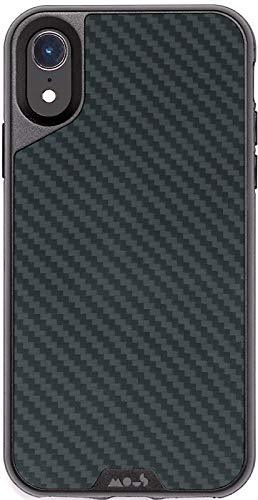 best sneakers c5149 38480 Mous Protective iPhone XR Case - Aramid Carbon Fibre - Free Screen  Protector Inc.