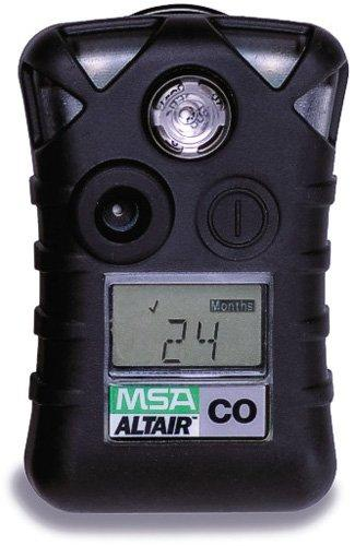MSA Safety 10071337 Detector, ALTAIR, Single Gas, Carbon Monoxide CO, L50, H200
