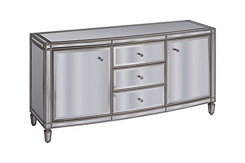 MY-Furniture - Antoinette Toughened Mirror Sideboard