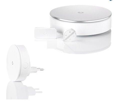 MyFox Home Alarm Security System for the Home, Wi-Fi, Compatible with iPhones and Android phones, White