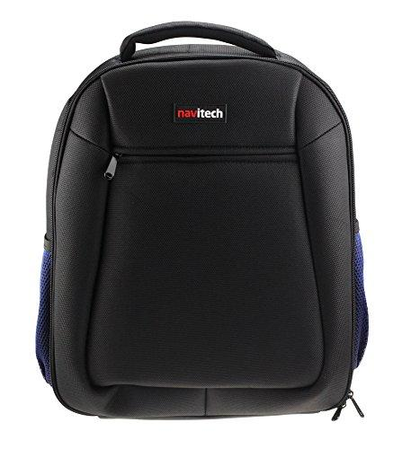 Navitech Digital SLR Camera & Lense Backpack Bag Case For The Canon XA15