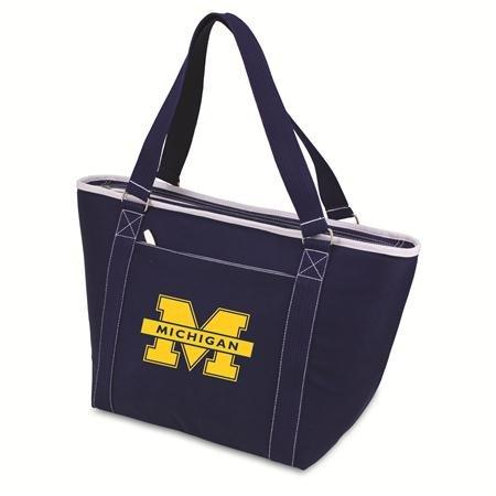 NCAA Michigan Wolverines Topanga Insulated Cooler Tote