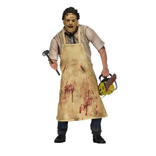 NECA 7-Inch Texas Chainsaw Massacre Ultimate Leatherface Action Figure