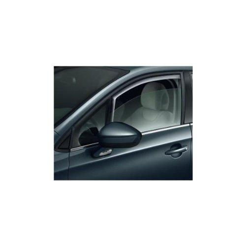 NEW GENUINE SET 2 FRONT WIND DEFLECTORS Citroen C4 Picasso / Grand C4 Picassco