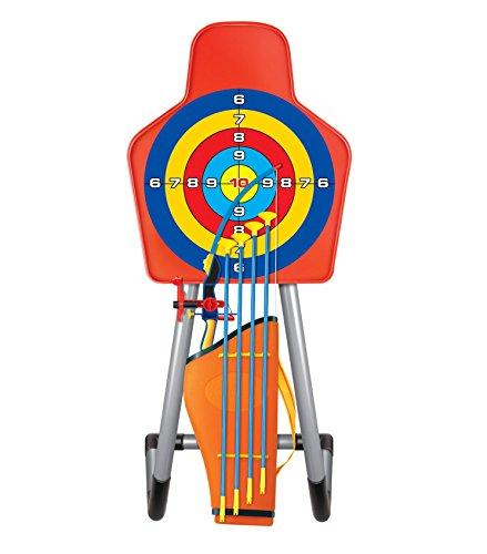 New Plast ax1919 – Archery Set with Floor Lamp, Arrows and Target