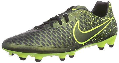 Nike Magista Onda Firm Ground, Men's Football Boots, Neo Lime/Volt/Black, 8 UK