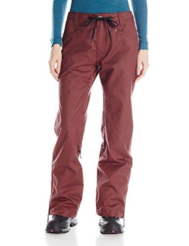 Nikita Women's Pilatus Pant, Large, Wine