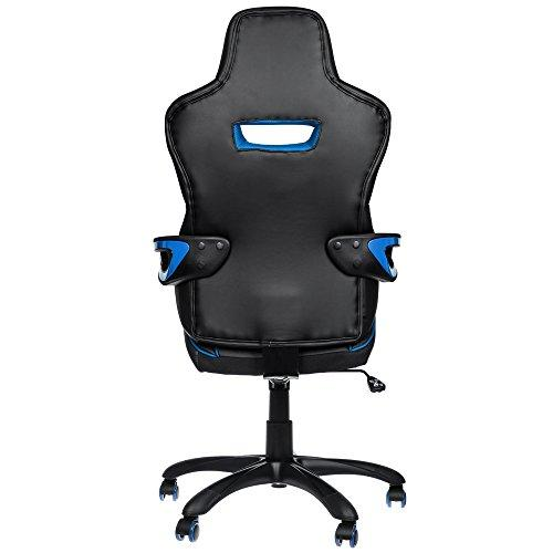 ... NITRO CONCEPTS E200 Gaming Chair   Office Chair   PU Faux Leather   15°  Reclinable