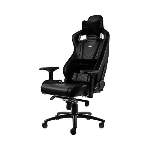 ... Noblechairs EPIC Gaming Chair   Office Chair   PU Leather   120kg    135° Reclinable ...
