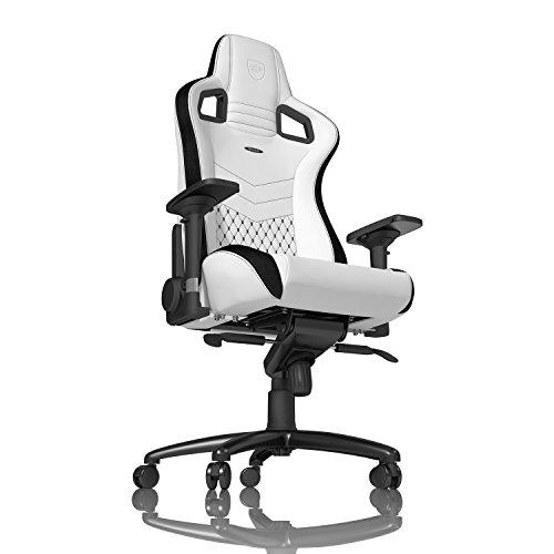 ... noblechairs EPIC Gaming Chair - Office Chair - PU Leather - 120kg - 135° Reclinable ...  sc 1 st  High Quality Store & noblechairs EPIC Gaming Chair - Office Chair - PU Leather - 120kg ...